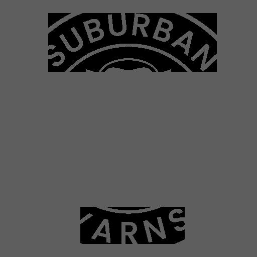 Suburban Yarns Logo for Blog